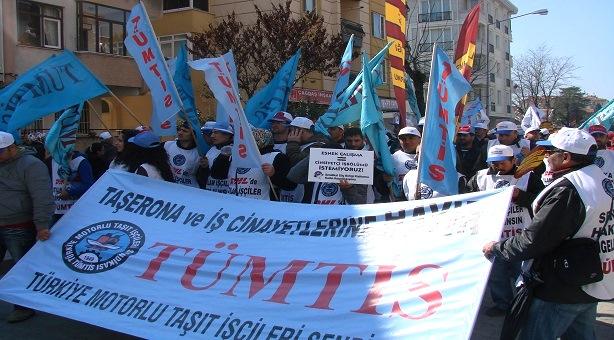 Taşeronlaştırmaya Karşı Ankara'da Buluşuyoruz!