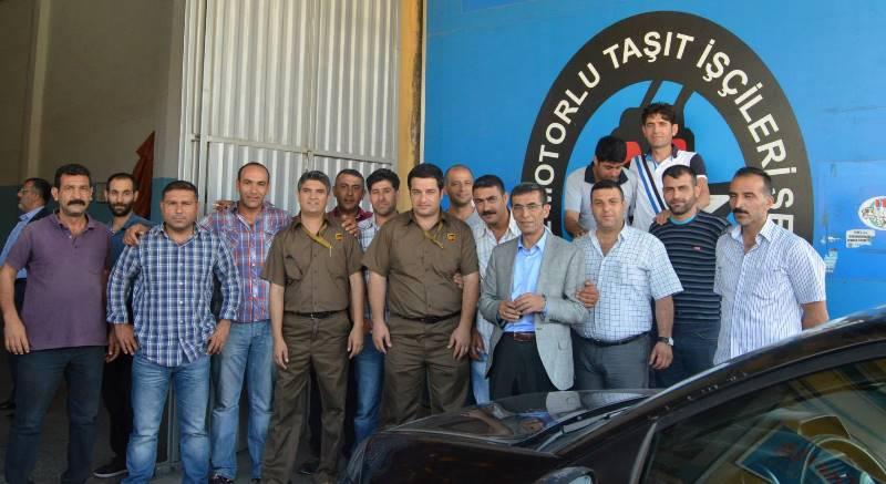 İzmir Nakliyat Ambarlarında Yeni Dönem TİS'leri Başarıyla Sonuçlandı