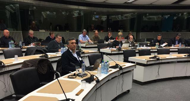 ETF Yönetim Kurulu Toplantısı Brüksel'de Yapıldı
