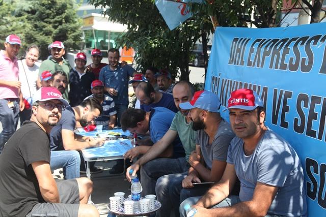 Gaziantep Babacanlar Kargo'da İşçilere Yönelik Saldırı Kınandı