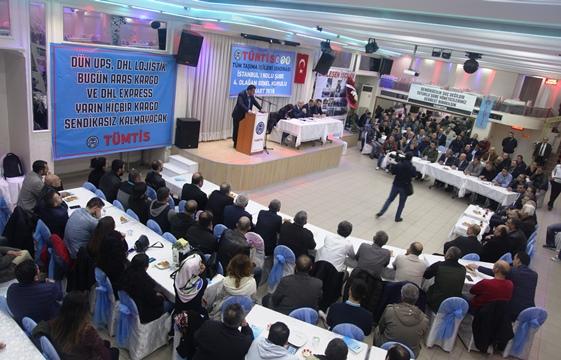 İstanbul Şubemizin 4. Olağan Genel Kurulu Yapıldı