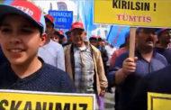 1 Mayıs 2017 Ankara Mitingi TÜMTİS Korteji
