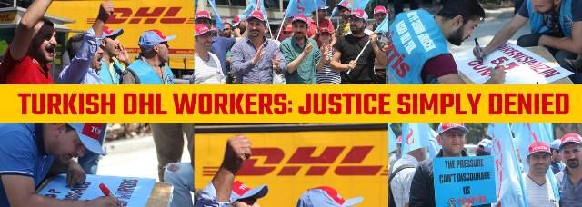 Uluslararası Sendikalar DHL Express İşçileri İçin Harekete Geçti; 8 Haziran'da Küresel Eylem İlan Edildi