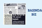Basında Biz: Aras Kargo Örgütlenmesi