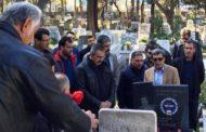 İzmir Şubemizin Onursal Başkanı Şahap Tunar Anıldı