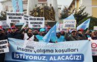 İstanbul Şubeler Platformu Girişimi basın açıklaması yaptı