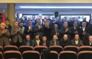 55 şubeden Türk-İş'e 'Yanındayız' mesajı