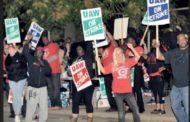 ABD'de General Motors çalışanları greve gitti
