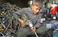 Dünyada 218 milyon çocuk çalışıyor