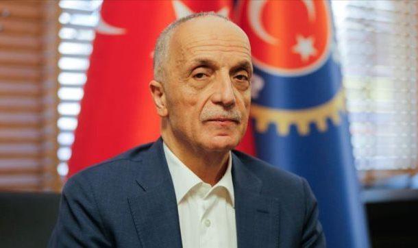 Türk-İş Başkanı Ergün Atalay, salgının emekçiler üzerindeki etkilerini yorumladı: En çok 'kayıt dışı'nı vurdu