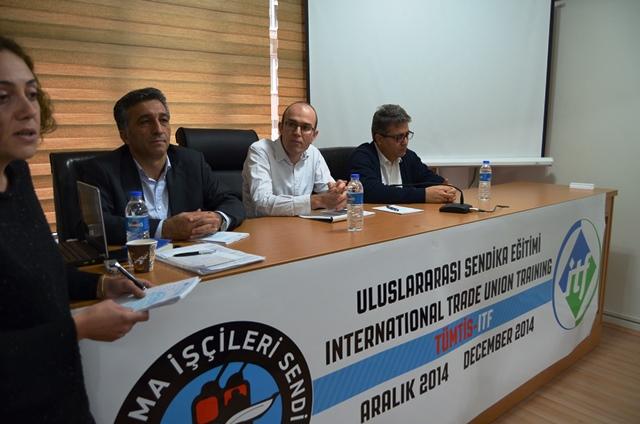 Sendika Eğitim Toplantısı İstanbul, İzmir, Adana ve Ankara'da Yapıldı