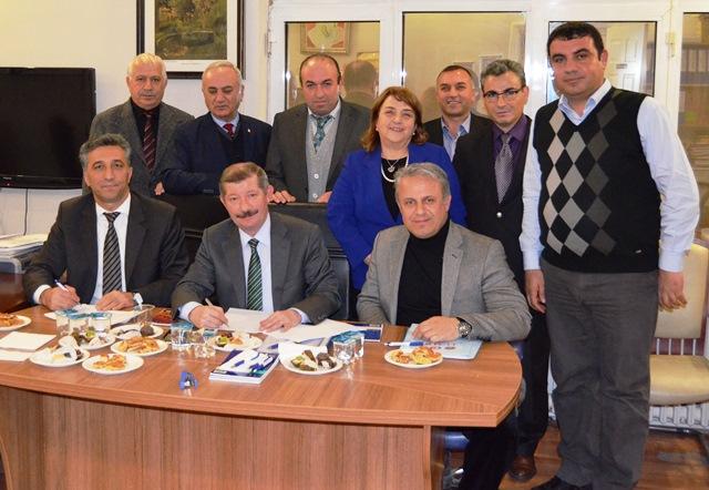 İstanbul Trafik Vakfı'nda 6'ıncı Dönem TİS İmzaladık