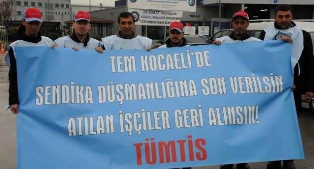 Federasyonumuz ITF, Çalışma ve Ulaştırma Bakanlığı ile TÜVTÜRK Merkezine Protesto Mektubu Gönderdi