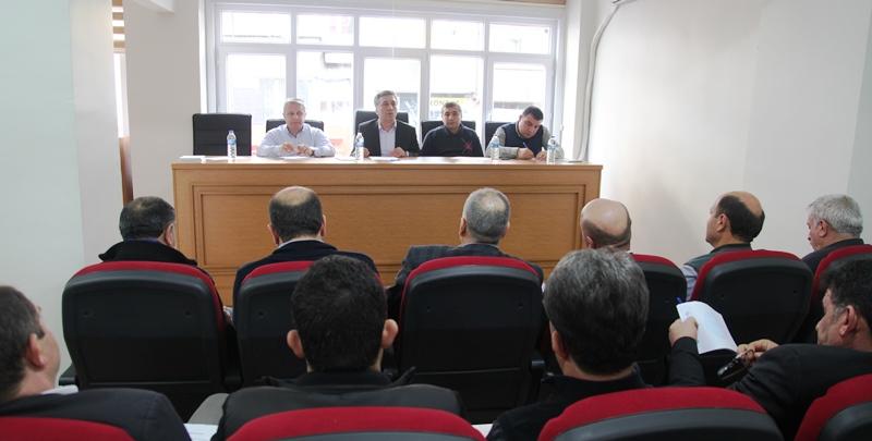 Genişletilmiş Başkanlar Kurulu Toplantımız Yapıldı