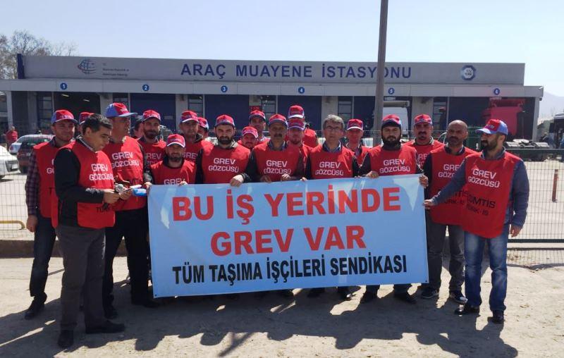 TÜVTÜRK'TE SENDİKAL TAZMİNAT'A YARGITAY'DAN ONAY