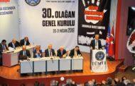 Sendikamızın 30. Olağan Genel Kurulu Yapıldı