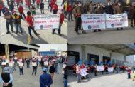 Sendikamız Örgütlü Bulunduğu İşyerlerinde 1 Mayıs'ı Kutladı